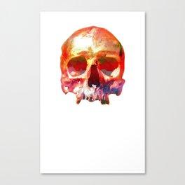 Skeletz0r Canvas Print