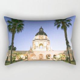 City Hall Pasadena California Rectangular Pillow