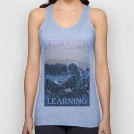 forever learning Unisex Tank Top