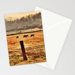 Dark Horse Day Stationery Cards