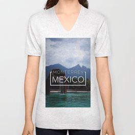 Monterrey Unisex V-Neck