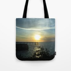 I got sunshine... on a cloudy day Tote Bag