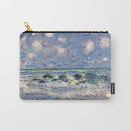 """Claude Monet """"La vague"""" Carry-All Pouch"""