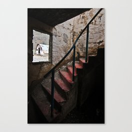 Stairs to Redemption Canvas Print