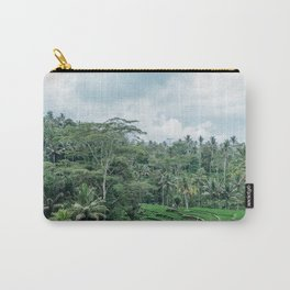 Ricefield in Ubud, Bali Carry-All Pouch