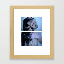 P.G. Framed Art Print