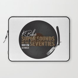 K - Billy´s Super Sounds of the Seventies Laptop Sleeve