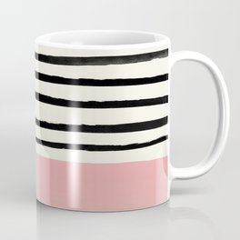 Blush x Stripes Coffee Mug