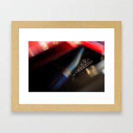 Pagani  Framed Art Print
