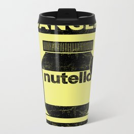 Danger Metal Travel Mug