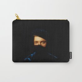 SPARKLING EYES Carry-All Pouch