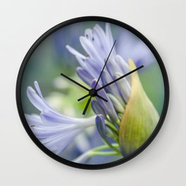 Love Flower Wall Clock