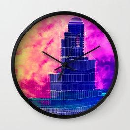 Luminescence Testing Station 12-08-16 Wall Clock