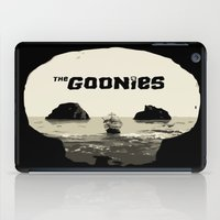 the goonies iPad Cases featuring THE GOONIES by Rocky Rock