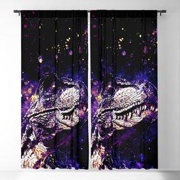tyrannosaurus rex wsls Blackout Curtain