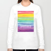 dreamer Long Sleeve T-shirts featuring Dreamer by micklyn