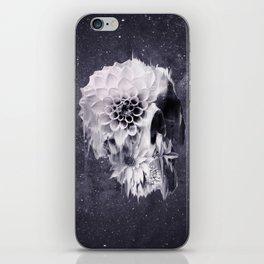 Decay Skull iPhone Skin