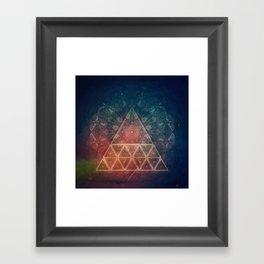 zpy yyy tryy Framed Art Print