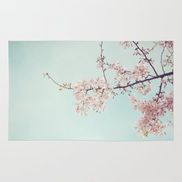 Spring happiness Rug