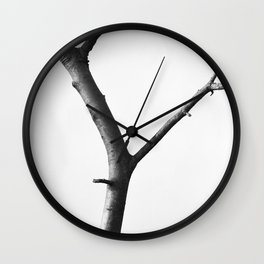 Tree Nr 1 Wall Clock