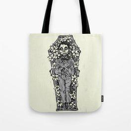 Le Mort Vivant Tote Bag