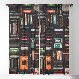 Games Blackout Curtain