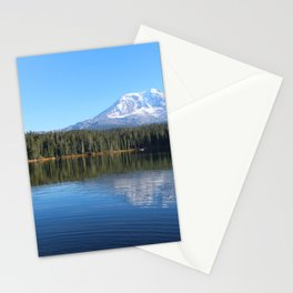 Mt Adams Reflection Stationery Cards