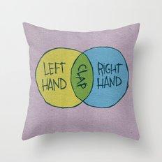 PET 'EM TOGETHER Throw Pillow