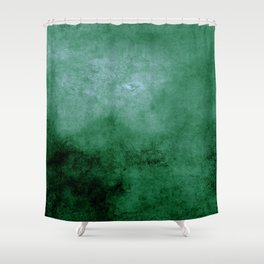 Abstract Cave VI Shower Curtain