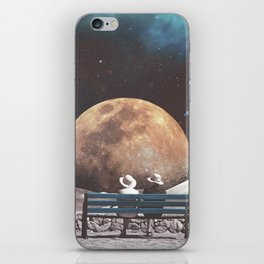 Park Bench iPhone Skin