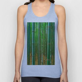 BAMBOO FOREST1 Unisex Tank Top