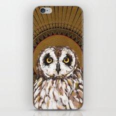 Kana Pueo iPhone & iPod Skin
