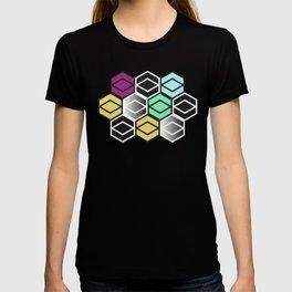 HexagonWall T-shirt