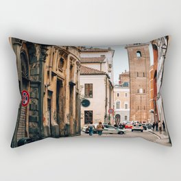 Up your Alley | Turin, Italy Rectangular Pillow
