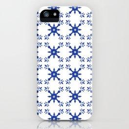 Portuguese Tiles iPhone Case