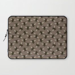 Honey Bee Pattern   Bees   Bee Patterns   Save the Bees   Honey Bees    Laptop Sleeve