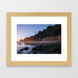 El Matador, Malibu Framed Art Print