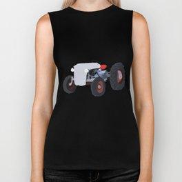 Grandpa's Tractor Biker Tank