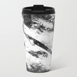 Simple Stripe Travel Mug