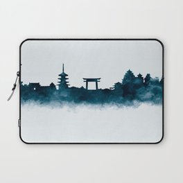 Kyoto Skyline Laptop Sleeve