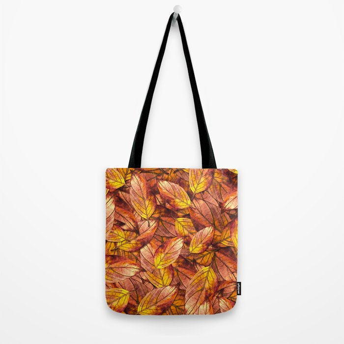 Autumn Leaves 03 Tote Bag