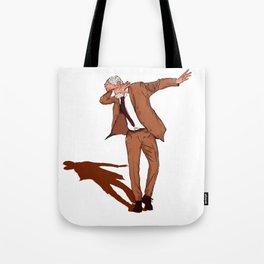 Jeremy Corbyn Labour 2017 DAB ON Dance Tote Bag
