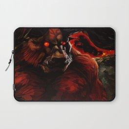 The Immortal Monster Laptop Sleeve