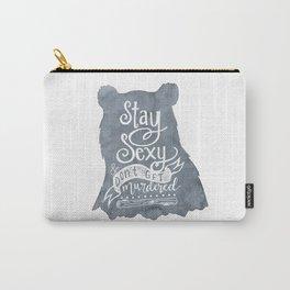 SSDGM Bear Carry-All Pouch