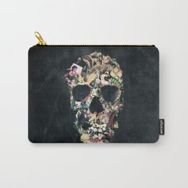 Vintage Skull Carry-All Pouch