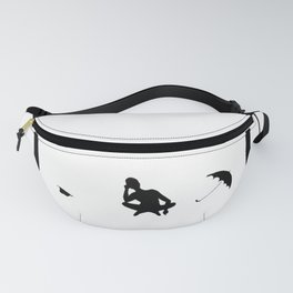 Thoughts Fanny Pack