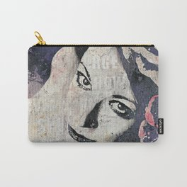 Sick On Sunday: Violet Carry-All Pouch