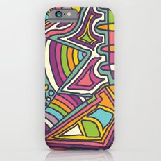 Colourful Chaos iPhone 6s Slim Case