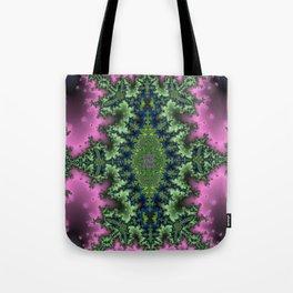 Fractal Rhombus Tote Bag