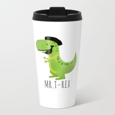 Mr. T-Rex Metal Travel Mug